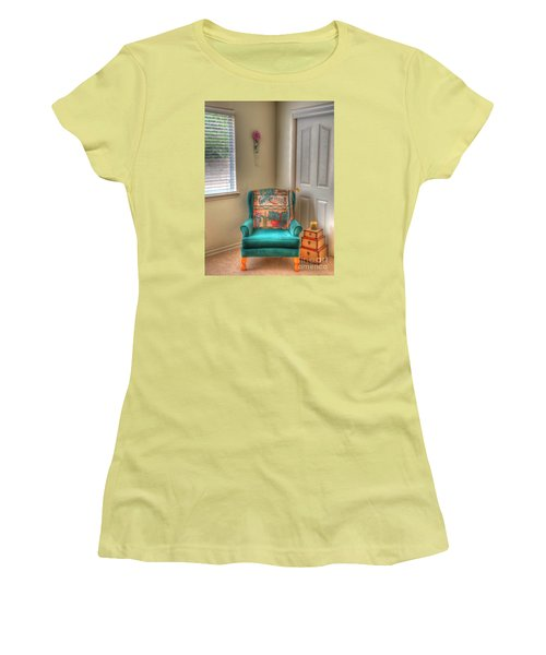 The Chair Women's T-Shirt (Athletic Fit)