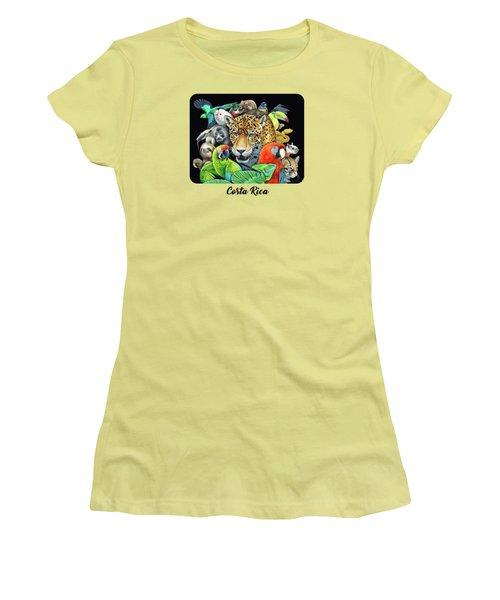 The Circle Of Life Women's T-Shirt (Junior Cut)
