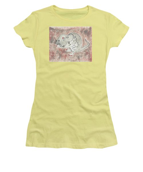 The Cool Chick #2 Women's T-Shirt (Athletic Fit)