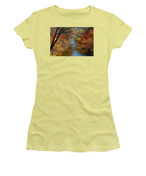 The Dan River Women's T-Shirt (Junior Cut)