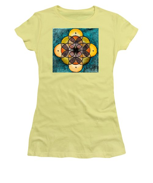 The Dark Shell Women's T-Shirt (Athletic Fit)