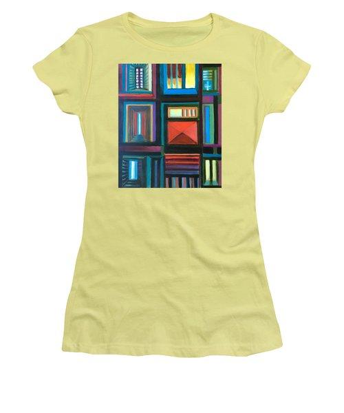 The Doors Of Hope  Women's T-Shirt (Junior Cut) by Laila Awad Jamaleldin