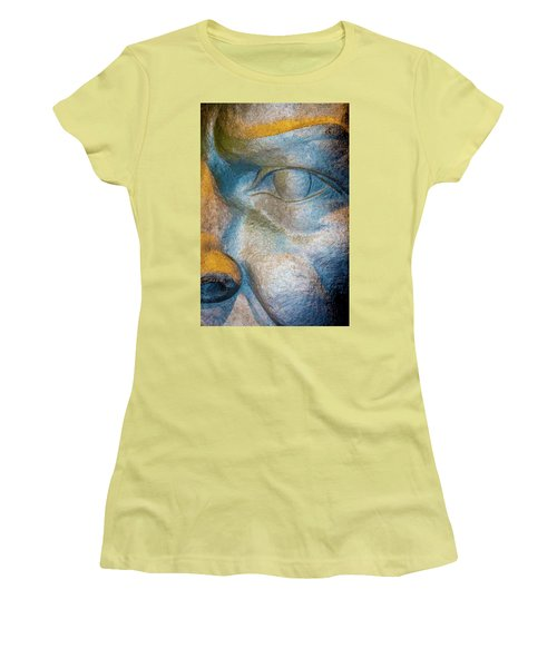 The Face Is A Picture Of The Mind With The Eyes As Its Interpreter. Cicero Women's T-Shirt (Athletic Fit)