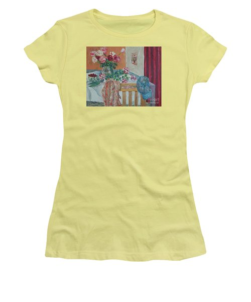 The Gardener's Table Women's T-Shirt (Athletic Fit)