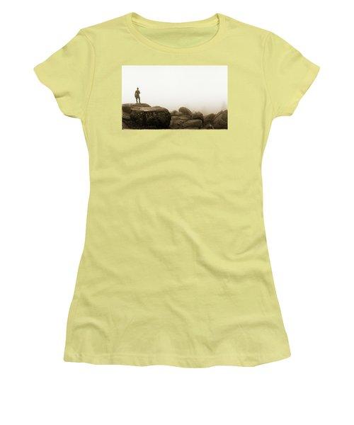 The General's View Women's T-Shirt (Junior Cut)
