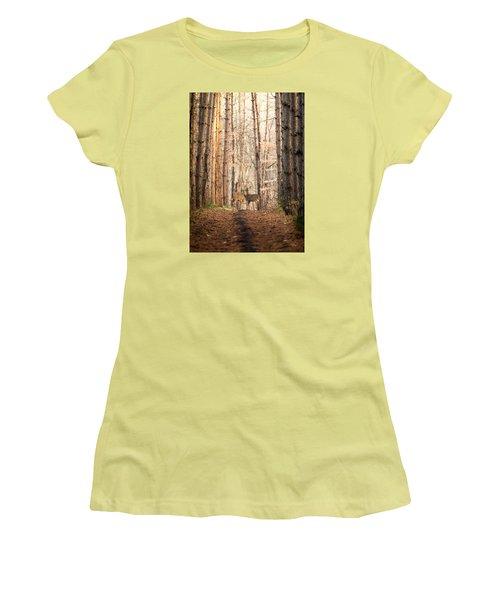The Gift Women's T-Shirt (Junior Cut) by Everet Regal