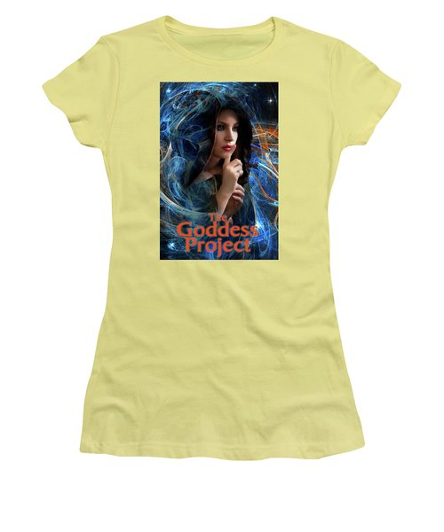 The Goddess Project Women's T-Shirt (Athletic Fit)