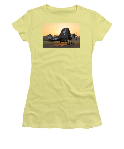 The Gold Standard Women's T-Shirt (Athletic Fit)