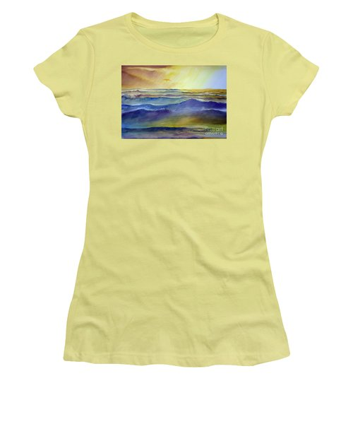 The Great Sea Women's T-Shirt (Athletic Fit)