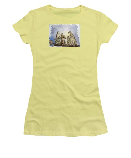 The Greatest Ever Drawing Women's T-Shirt (Athletic Fit)