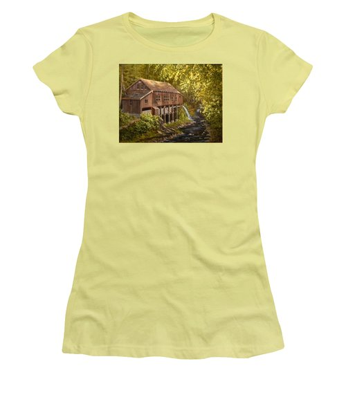 The Grist Mill Women's T-Shirt (Athletic Fit)
