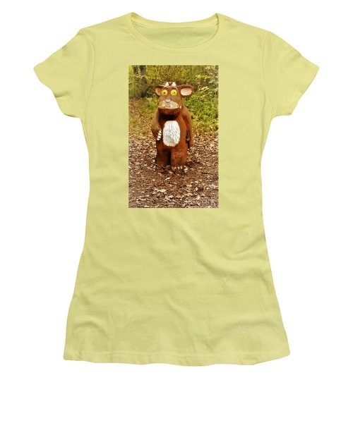The Gruffalo Women's T-Shirt (Junior Cut) by John Williams