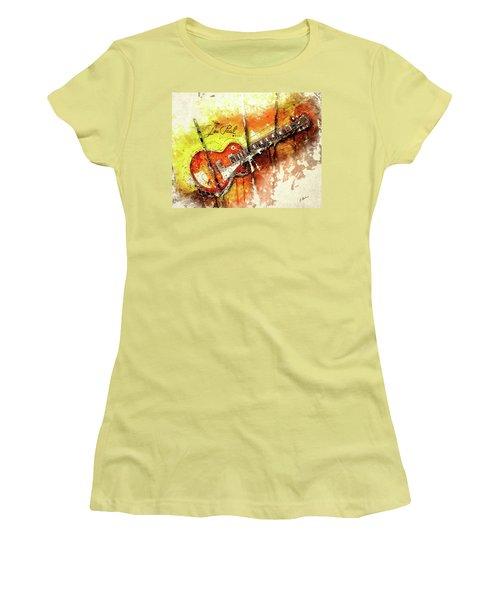 The Holy Grail V2 Women's T-Shirt (Junior Cut) by Gary Bodnar