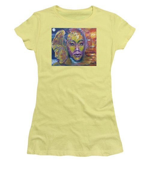 The Interpretation Women's T-Shirt (Athletic Fit)