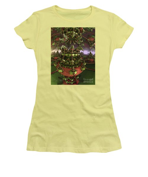 The Jokers Machine Women's T-Shirt (Athletic Fit)