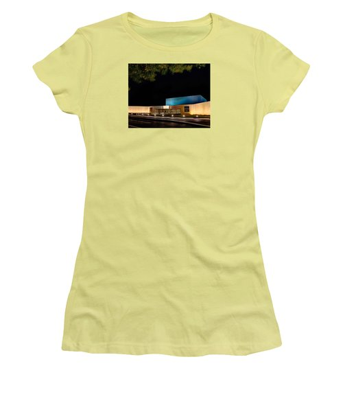 The Kennedy Institute 002 Women's T-Shirt (Athletic Fit)