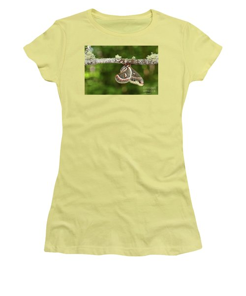 The King. Women's T-Shirt (Athletic Fit)