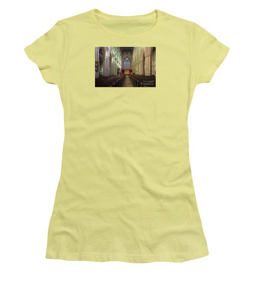 The Knave Women's T-Shirt (Athletic Fit)