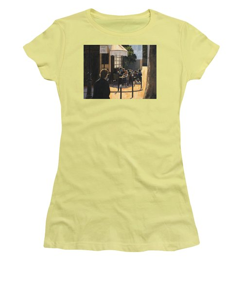 The Latin Quarter Women's T-Shirt (Athletic Fit)