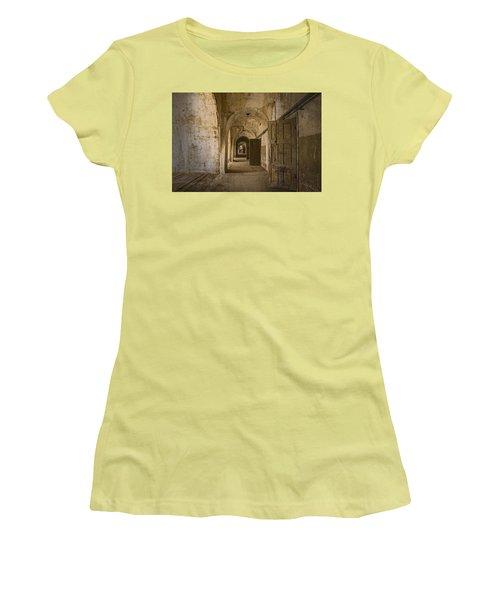 The Long Hall Women's T-Shirt (Junior Cut)