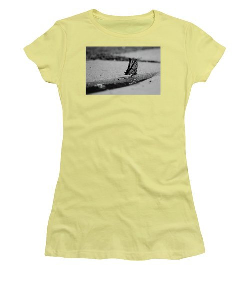 The Long Journey Women's T-Shirt (Athletic Fit)