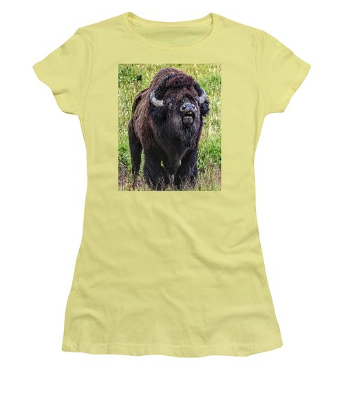 The Mating Call Women's T-Shirt (Athletic Fit)