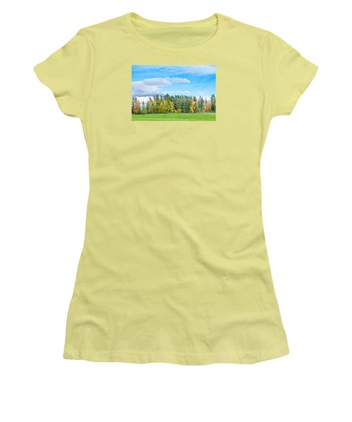 The Meadow Women's T-Shirt (Athletic Fit)