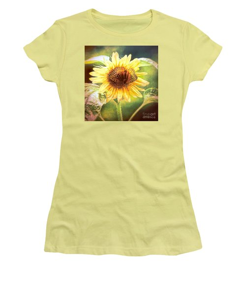 The Merge Women's T-Shirt (Junior Cut) by Tina LeCour