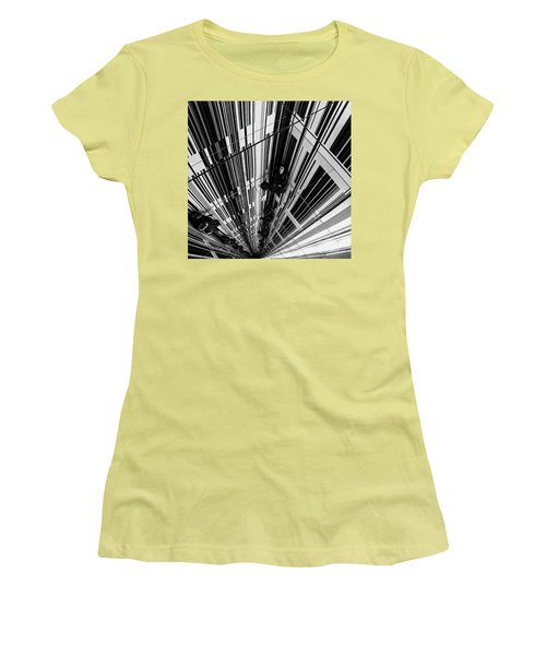 The Mirror Room Women's T-Shirt (Athletic Fit)