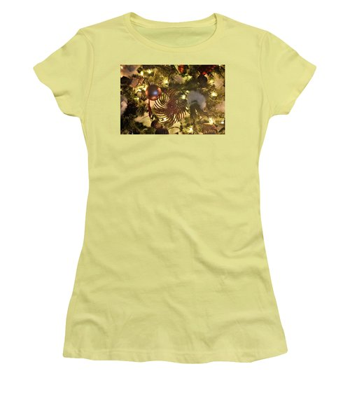 The Most Important Tree Women's T-Shirt (Junior Cut) by John Glass
