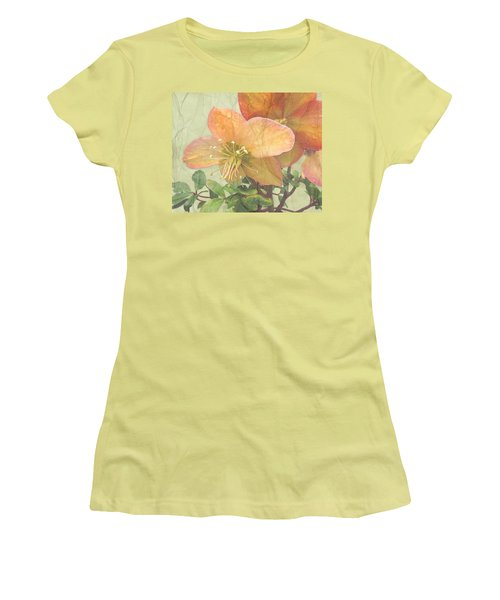 The Mystical Energy Of Nature Women's T-Shirt (Junior Cut) by I'ina Van Lawick