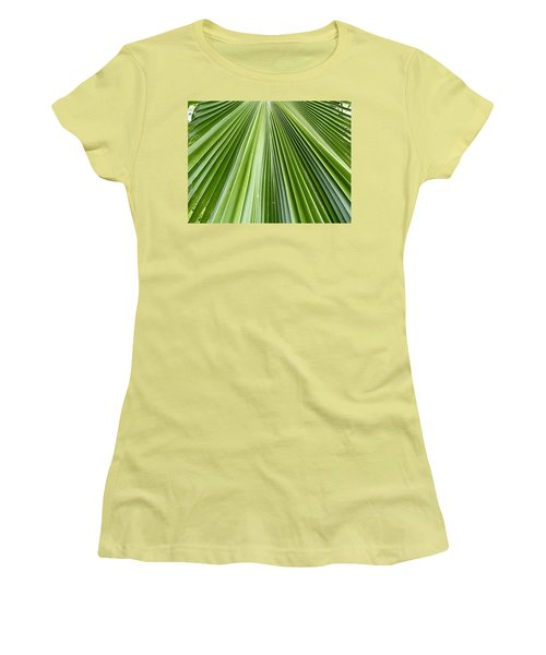 The Nature Of My Abstraction Women's T-Shirt (Athletic Fit)