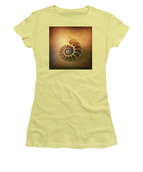 The Ancient Ones Women's T-Shirt (Junior Cut) by Crystal Rayburn
