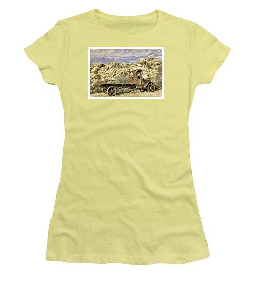 The Old Mack Women's T-Shirt (Junior Cut)