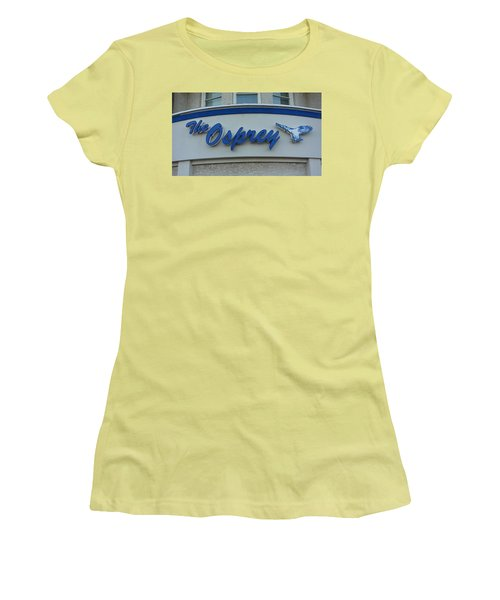 The Osprey Marqee Women's T-Shirt (Athletic Fit)