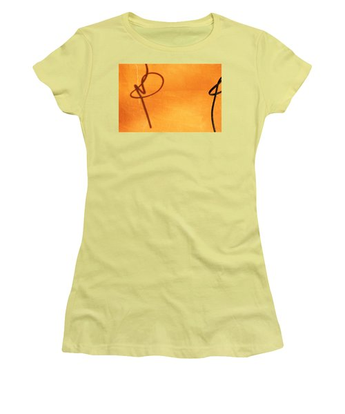Women's T-Shirt (Junior Cut) featuring the photograph The Overthink  by Prakash Ghai