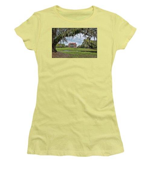 The Plantation Women's T-Shirt (Athletic Fit)