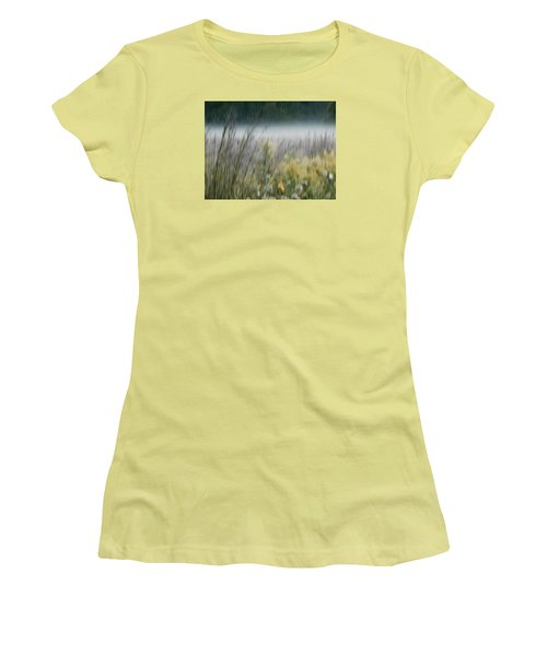 The Prairie Awakens Women's T-Shirt (Junior Cut) by Tim Good