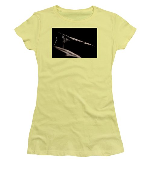Women's T-Shirt (Junior Cut) featuring the photograph The Reflection by Paul Job