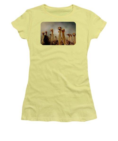 The Savannah Gang Women's T-Shirt (Athletic Fit)
