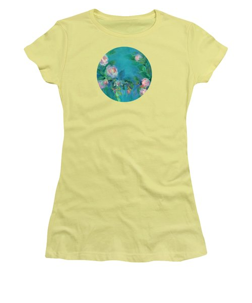 The Search For Beauty Women's T-Shirt (Athletic Fit)