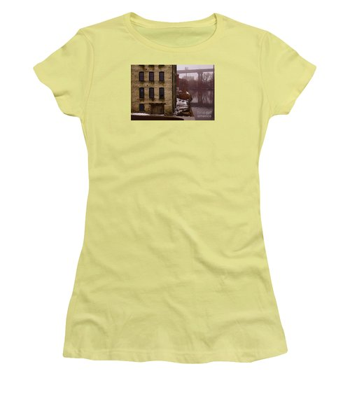 The South Bank Women's T-Shirt (Junior Cut) by David Blank