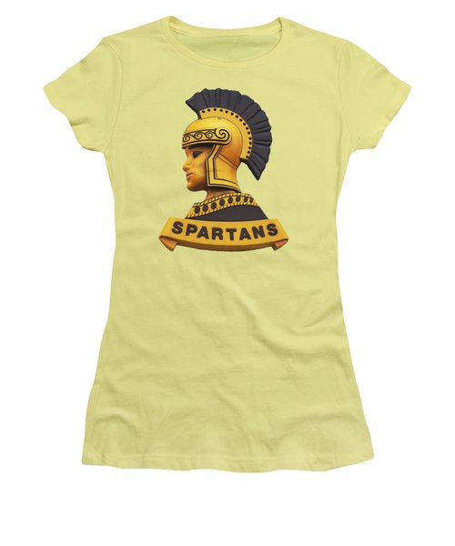 Women's T-Shirt (Junior Cut) featuring the photograph The Spartans by Mark Dodd