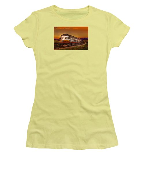 The Summer Of 1952 Women's T-Shirt (Junior Cut) by J Griff Griffin