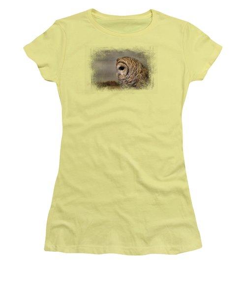 The Surveyor Women's T-Shirt (Junior Cut)
