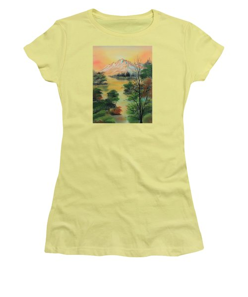 The Swamp 2 Women's T-Shirt (Athletic Fit)