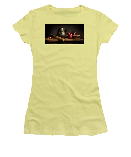 The Table Women's T-Shirt (Athletic Fit)