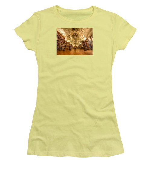 The Theological Hall Women's T-Shirt (Athletic Fit)