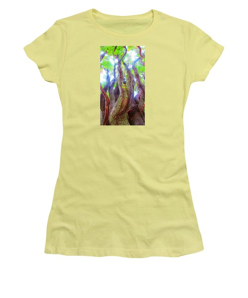The Tree Of Salem Women's T-Shirt (Athletic Fit)