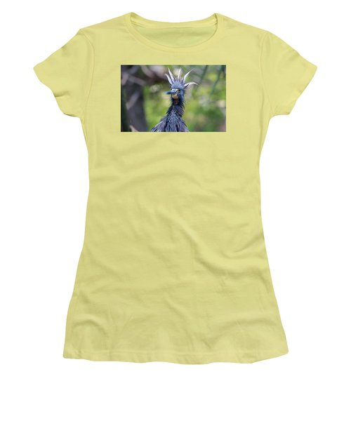 The Ultimate Bad Hair Day Women's T-Shirt (Junior Cut) by Kenneth Albin
